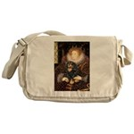 Queen & Cavalier (BT) Messenger Bag