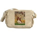 Spring & Cavalier Messenger Bag