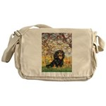 Spring & Cavalier (BT) Messenger Bag