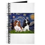 Starry Cavalier Pair Journal