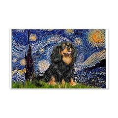 Starry Night Cavalier 20x12 Wall Decal