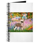 Garden / Chinese Crested Journal