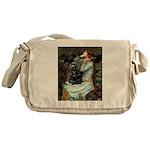Ophelias Cocker Messenger Bag