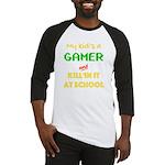 Irises / Coton Organic Toddler T-Shirt (dark)