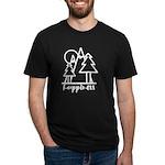 Lincoln's Dachshund Organic Toddler T-Shirt (dark)