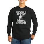 Sunflowres / Dachshund Organic Kids T-Shirt (dark)