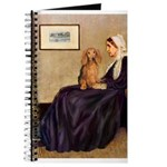 Whistler's /Dachshund(LH-Sabl) Journal