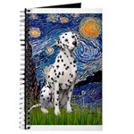 Starry / Dalmatian #1 Journal