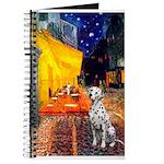 Cafe / Dalmatian #1 Journal