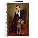 Lincoln's Red Doberman Journal