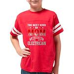 Mandolin Angel & Dobie Organic Kids T-Shirt (dark)