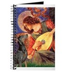 Mandolin Angel & Dobie Journal