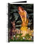 Fairies & Red Doberman Journal