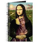 Mona's Red Doberman Journal