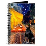 Cafe & Doberman Journal