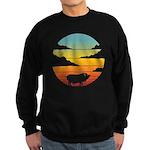 Windflowers / Dobie (#8) Organic Toddler T-Shirt (