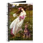 Windflowers / Dobie (#8) Journal