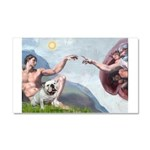 Creation / English BD (#9) Car Magnet 20 x 12