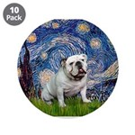 Starry Night English Bulldog 3.5