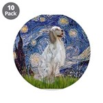 English Setter / Starry Night 3.5