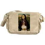 Mona/ English Springer Messenger Bag