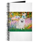 Garden / Eskimo Spitz #1 Journal