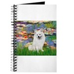 Lilies / Eskimo Spitz #1 Journal