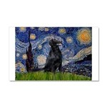 Starry Night FCR Car Magnet 20 x 12