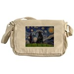 Starry Night FCR Messenger Bag