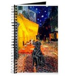 Cafe / Flat Coated Retriever Journal
