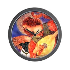 Mandolin / Smooth T (#1) Wall Clock