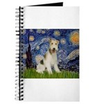 Starry / Fox Terrier (W) Journal