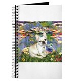Lilies / Fr Bulldog (f) Journal
