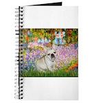 Garden / Fr Bulldog(f) Journal