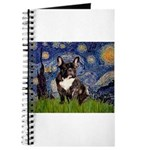 Starry / Fr Bulldog(brin) Journal