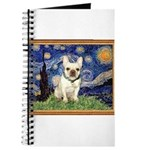 Starry/French Bulldog Journal