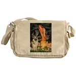 Fairies / G-Shep Messenger Bag