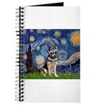 Starry / German Shepherd 10 Journal