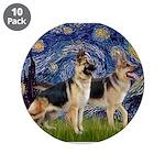 Starry / 2 German Shepherds 3.5