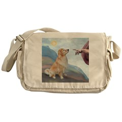 God's Golden (#11) Messenger Bag
