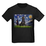 Starry Night & Gordon Kids Dark T-Shirt