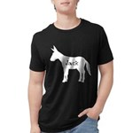 Lilies / Gr Dane (f) Organic Kids T-Shirt (dark)