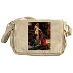 Accolade / Gr Dane (bl) Messenger Bag