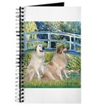Bridge / Great Pyrenees (2) Journal