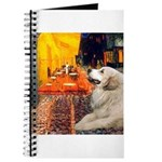 Cafe / Great Pyrenees Journal