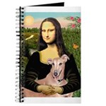 Mona Lisa / Greyhound #1 Journal