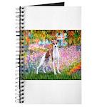 Garden / Ital Greyhound Journal