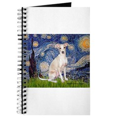 Starry Night / Ital Greyhound Journal