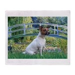 Bridge / JRT Throw Blanket