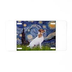 Starry / JRT Aluminum License Plate